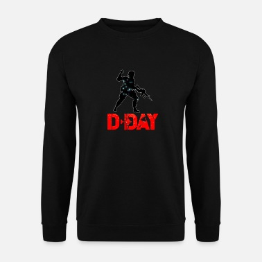 Day D-Day - Sweat-shirt Homme