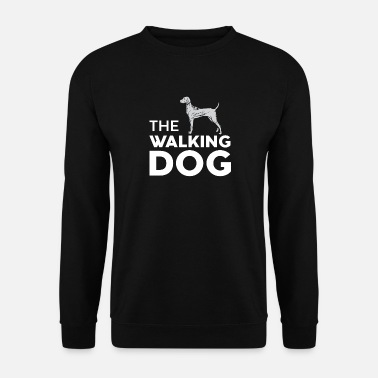 Courant Le chien courant - Sweat-shirt Homme