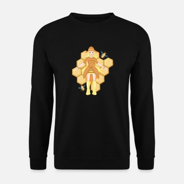 Beekeeper beekeeper woman - Men's Sweatshirt