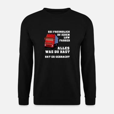 dating lastbilchauffører