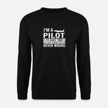 pilot - Men's Sweatshirt