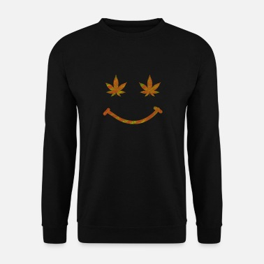 Roker Weed Smile - Mannen sweater