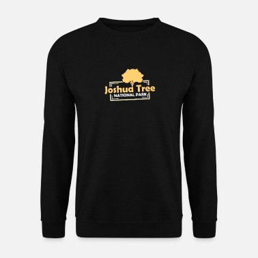 National US National Parks: Joshua Tree National Park - Herre sweater
