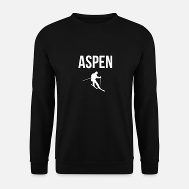 Aspen Aspen Colorado Pull Aspen Pull - Sweat-shirt Homme