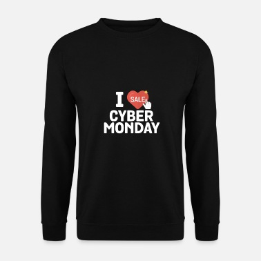 Online J'adore Cyber ​​Monday Online Shopper - Sweat-shirt Homme