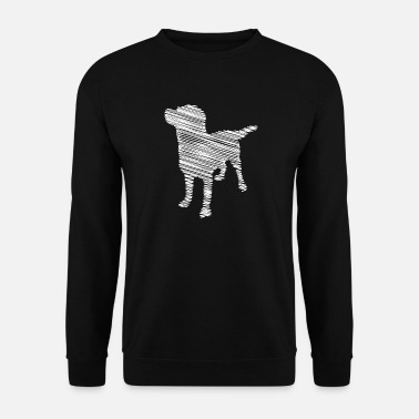Graphisme Chien idée idée graphisme graphisme Exclusif - Sweat-shirt Homme