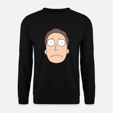Rick and Morty Jerry Smith - Mannen sweater