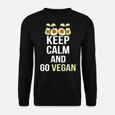 Végan Vegan Geek Vegan Vegan Cadeau Vegan Vegan - Sweat-shirt Homme