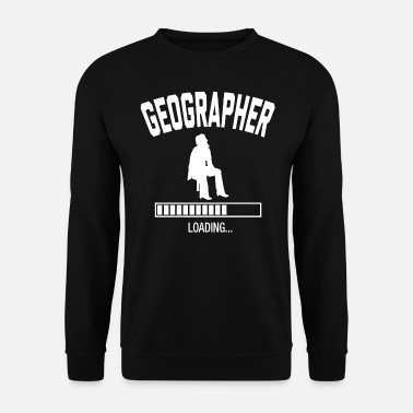 Geographic Future Geographer - Men's Sweatshirt