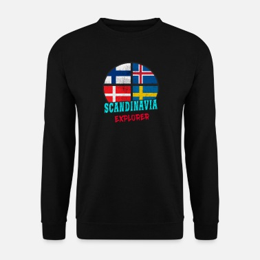 Scandinavie Scandinavie Explorer / Scandinavie / Cadeau - Sweat-shirt Homme