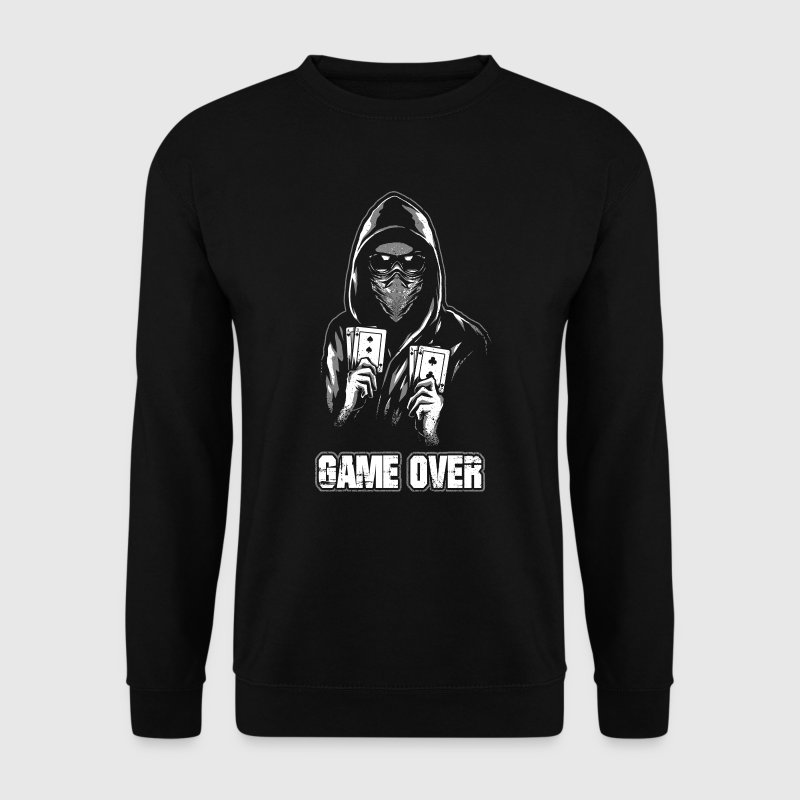 ACAB - GAME OVER - Männer Pullover