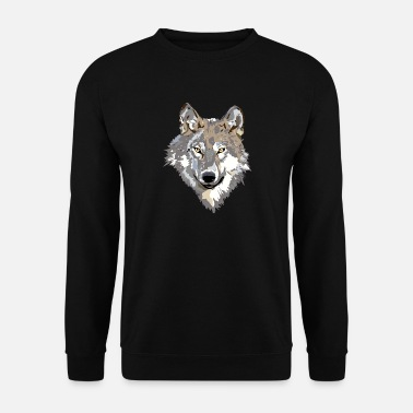 Loup Loup - Sweat-shirt Homme
