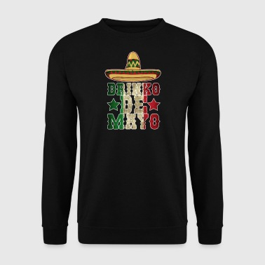 Drinko de Mayo - Cinco de Mayo -Mexikanisches Fest - Mannen sweater