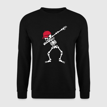 Dabbing skeleton (Dab) baseball cap - Genser for menn