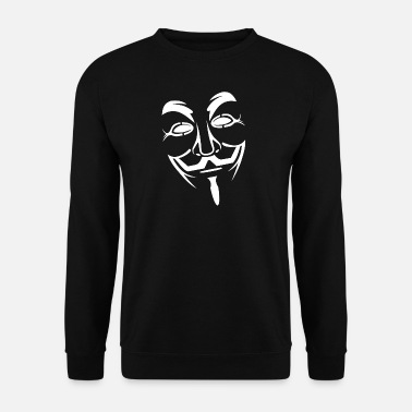 Mask Maske - Sweat-shirt Homme