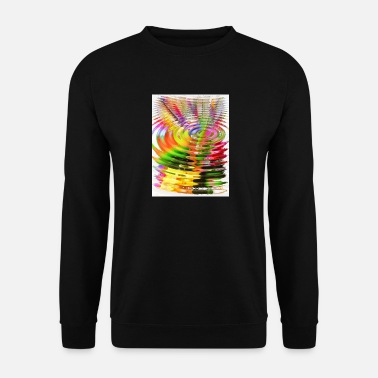 wave - Men's Sweatshirt