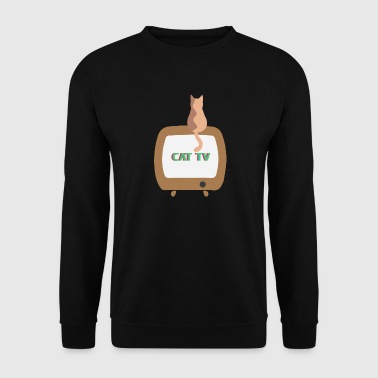 Cat Television | Cat TV TV - Mannen sweater