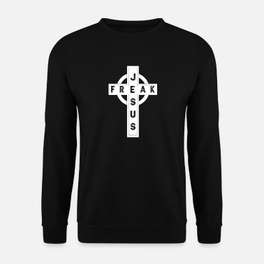 Jesus Freak JEZUS FREAK - Mannen sweater