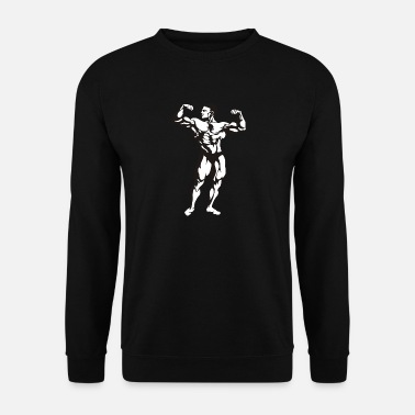 Vêtements De Sport Body Building Oldschool Bodybuilding GOLIATH USURE -  Sweat-shirt Homme 7b1f75f2bf7