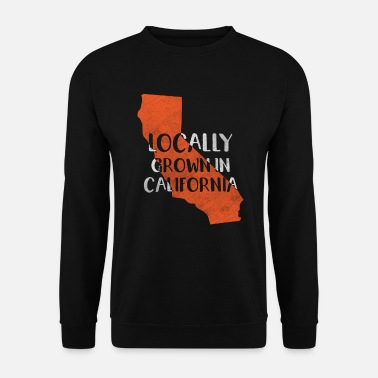 Californie Californie, Californie - Sweat-shirt Homme