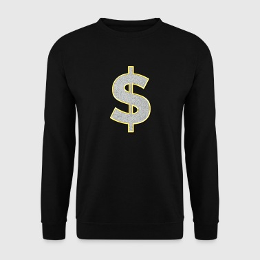 dollartegn - Herre sweater