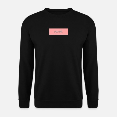 Occasion rose occasionnel - Sweat-shirt Homme