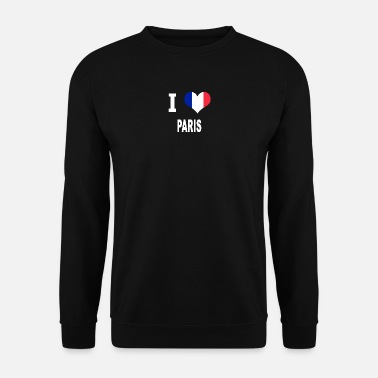 I Love Paris I Love Paris - Bluza męska