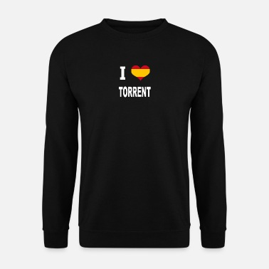 Torrent I Love Spain TORRENT - Männer Pullover
