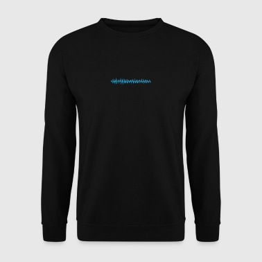 Sound wave - Men's Sweatshirt