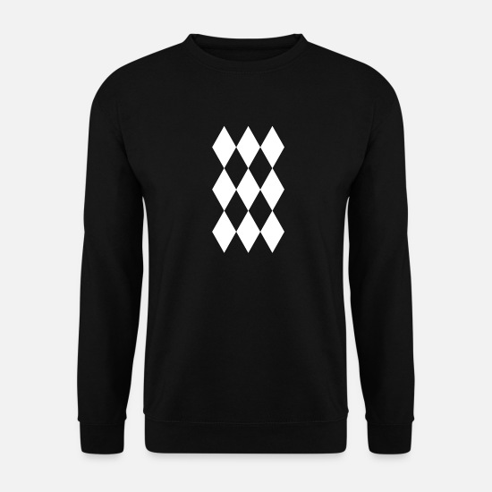 Loopy Hoodies & Sweatshirts - hipster - Men's Sweatshirt black