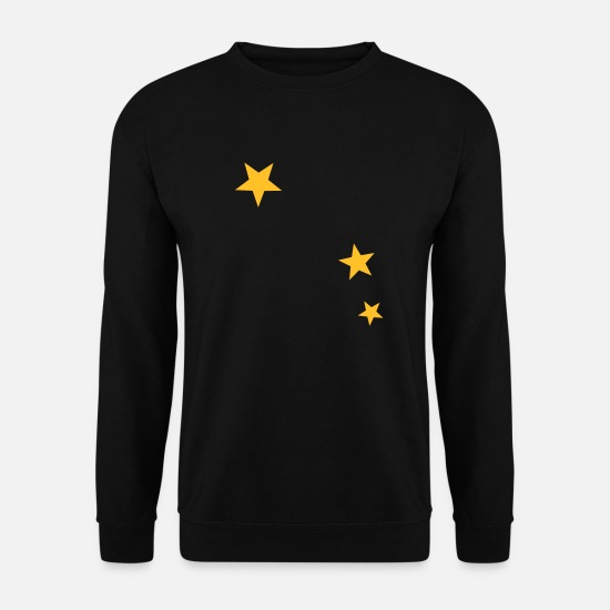 Zodiaque Sweat-shirts - Bélier constellation - Sweat-shirt Homme noir
