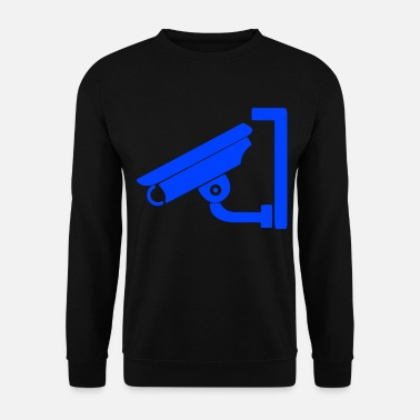 Security Service Security Camera - Men's Sweatshirt