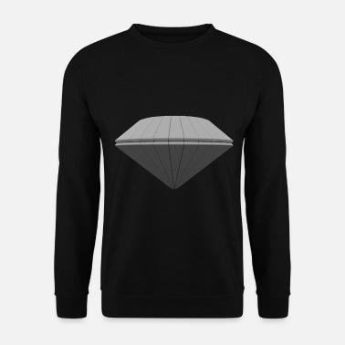 Sci-fi Diamond Sci-Fi - Sweat-shirt Unisexe