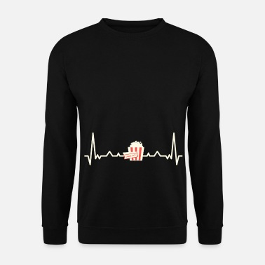 Cinema Cinema Heartbeat / Cinema Heartbeat - Men's Sweatshirt
