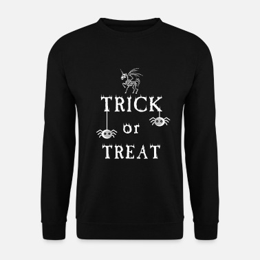 Trick Or Treat Trick or Treat - trick or treat - Unisex Sweatshirt