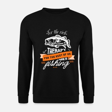Pêche pêche - Sweat-shirt Homme