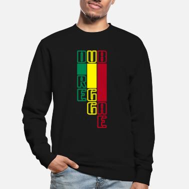 Dub dub reggae - Sweat-shirt Unisexe