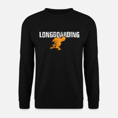 Longboard Longboard Longboard Longboard - Männer Pullover