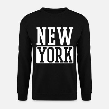 Ny New York - Sweat-shirt Homme