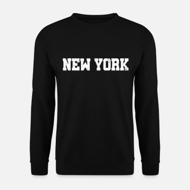 Nyc New York - Sweat-shirt Homme