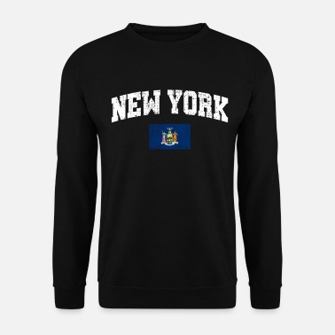 College New York College Style - Unisex Pullover