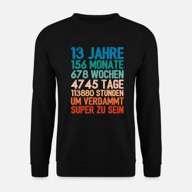 13de Verjaardag Sweaters Online Bestellen Spreadshirt