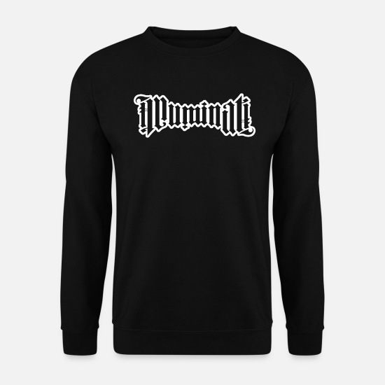 Illuminati Hoodies & Sweatshirts - Illuminati - Unisex Sweatshirt black
