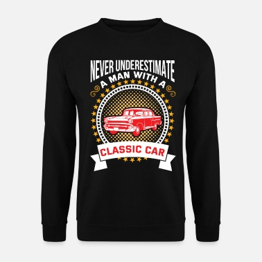 Véhicule Oldtimer Classic Car Schnauferl Retro Vintage Auto - Sweat-shirt Homme