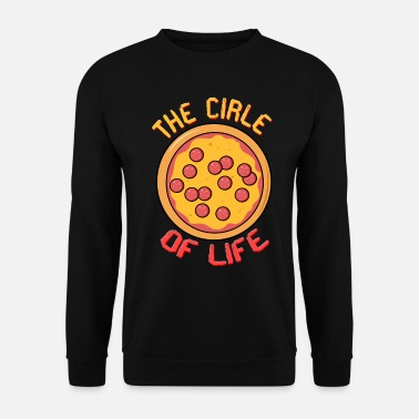 Pizza Pizzeria pizza lovers pizza slice - Unisex Sweatshirt