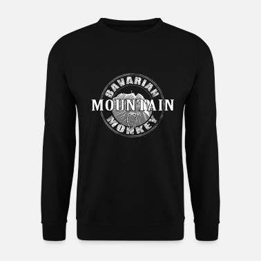 Bavarian Monkey Mountain Monkey - Unisex Pullover