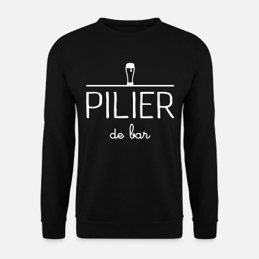 Bar Pilier de bar - Sweat-shirt Homme