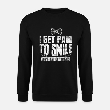 Restaurant Waiter - Men's Sweatshirt