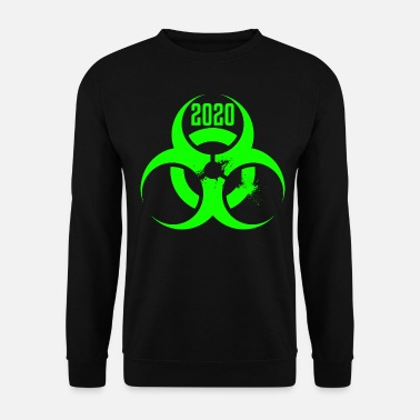 Corona 2020 - Biohazard - Sweat-shirt Unisex