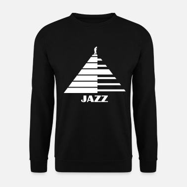 Jazz Musique Jazz Jazz Piano - Sweat-shirt Unisex